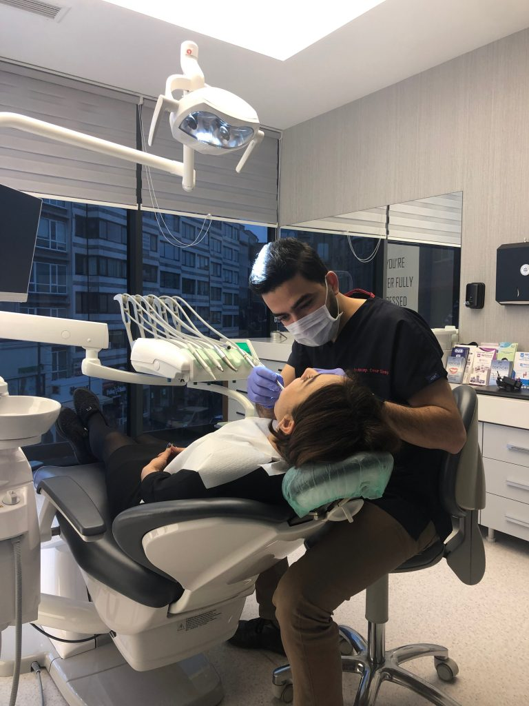 ortodontik tedavi muayene